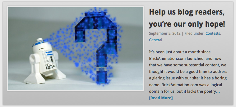 BrickAnimation.com